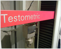 Testometric CMM cover