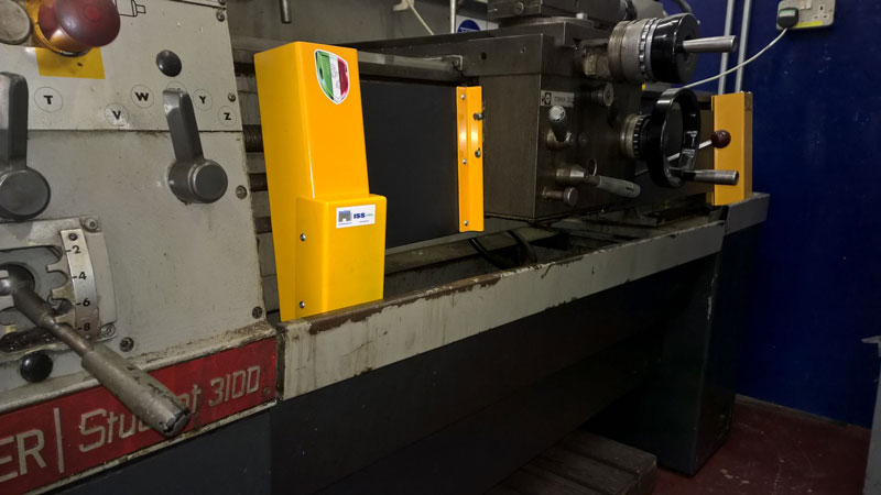 Colchester Student 3100 Machine Covers