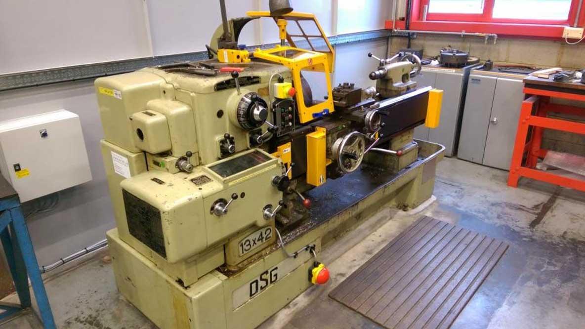 DSG 13 x 42 Lathe Machine Covers