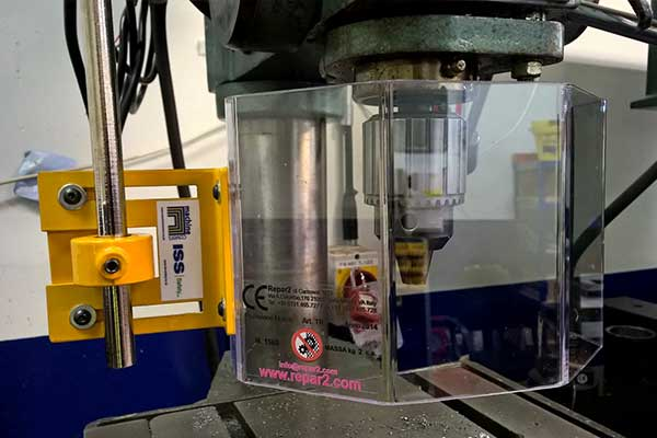 Safety Guards for Machine Tools by Machine Covers